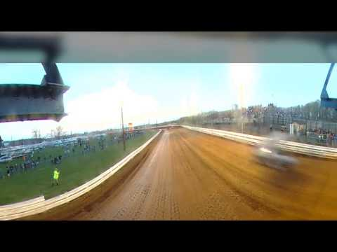 Williams Grove Speedway 360 bridge camera