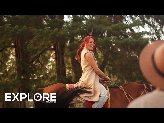 Explore Philippines: KC Concepcion all heart in Baguio | February-March 2016 Cover Shoot