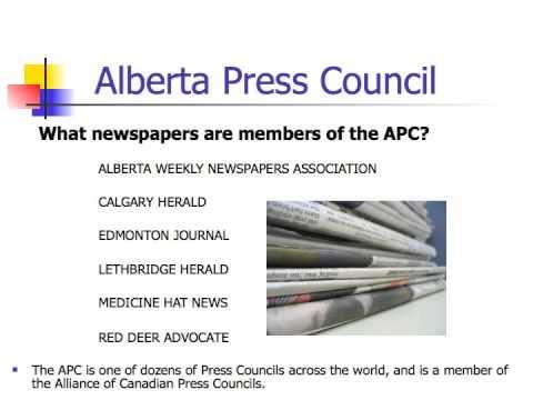 Alberta Press Council