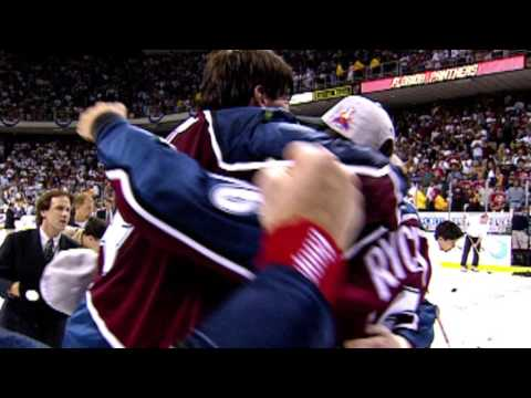 Memories: Avalanche win their first Stanley Cup