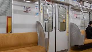 【東京メトロ】有楽町線 副都心線 10000系 ドア開閉 辰巳