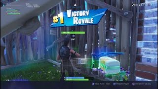 Fortnite CUBE EVENT and victory ROYALE