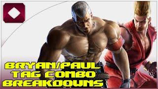 Tag Combo Breakdowns: Bryan/Paul [TTT2]