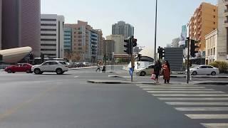Bur Dubai  - Al Fahidi Metro Station