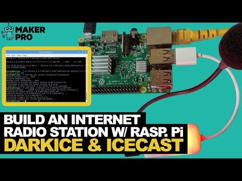 How to Build an Internet Radio Station With Raspberry Pi, Darkice