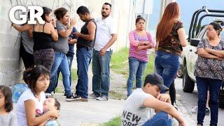 Tragedia, angustia y solidaridad tras derrumbe de plaza | Monterrey