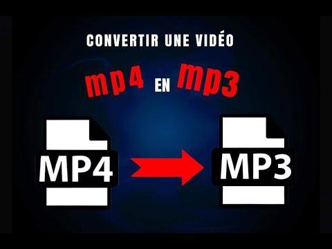 [TUTO] Comment convertir une vidéo mp4 de sont pc en mp3(windows7)