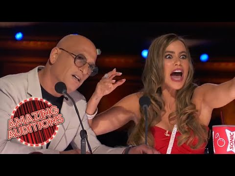 TOP 5 Auditions From America's Got Talent 2021 | Amazing Auditions
