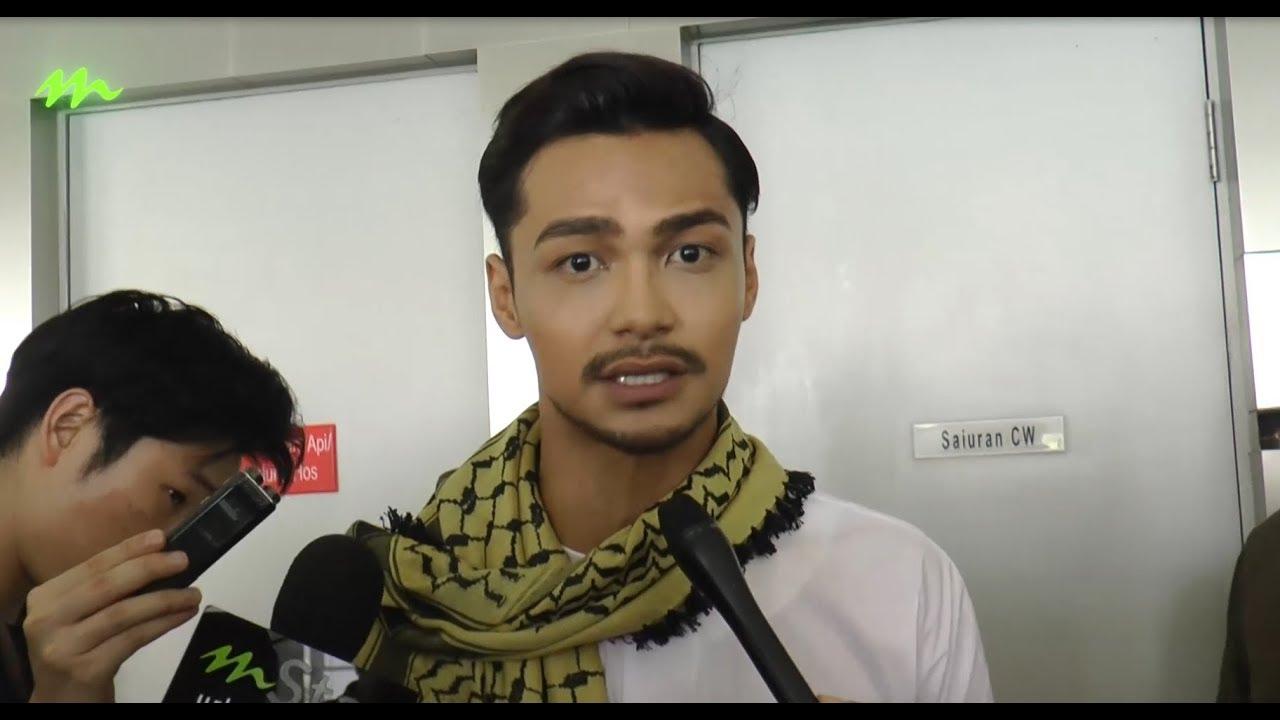 Video panas tular, Syafiq Kyle ada pesanan untuk Aiman Tino