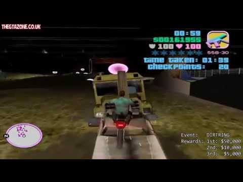 GTA Vice City - Hyman Memorial Stadium Events (HD)