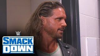 John Morrison makes mysterious appearance on SmackDown: SmackDown, Jan. 3, 2020