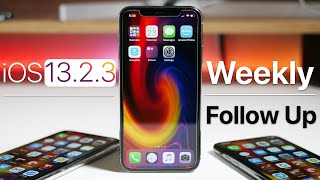 iOS 13.2.3 - Follow Up Video