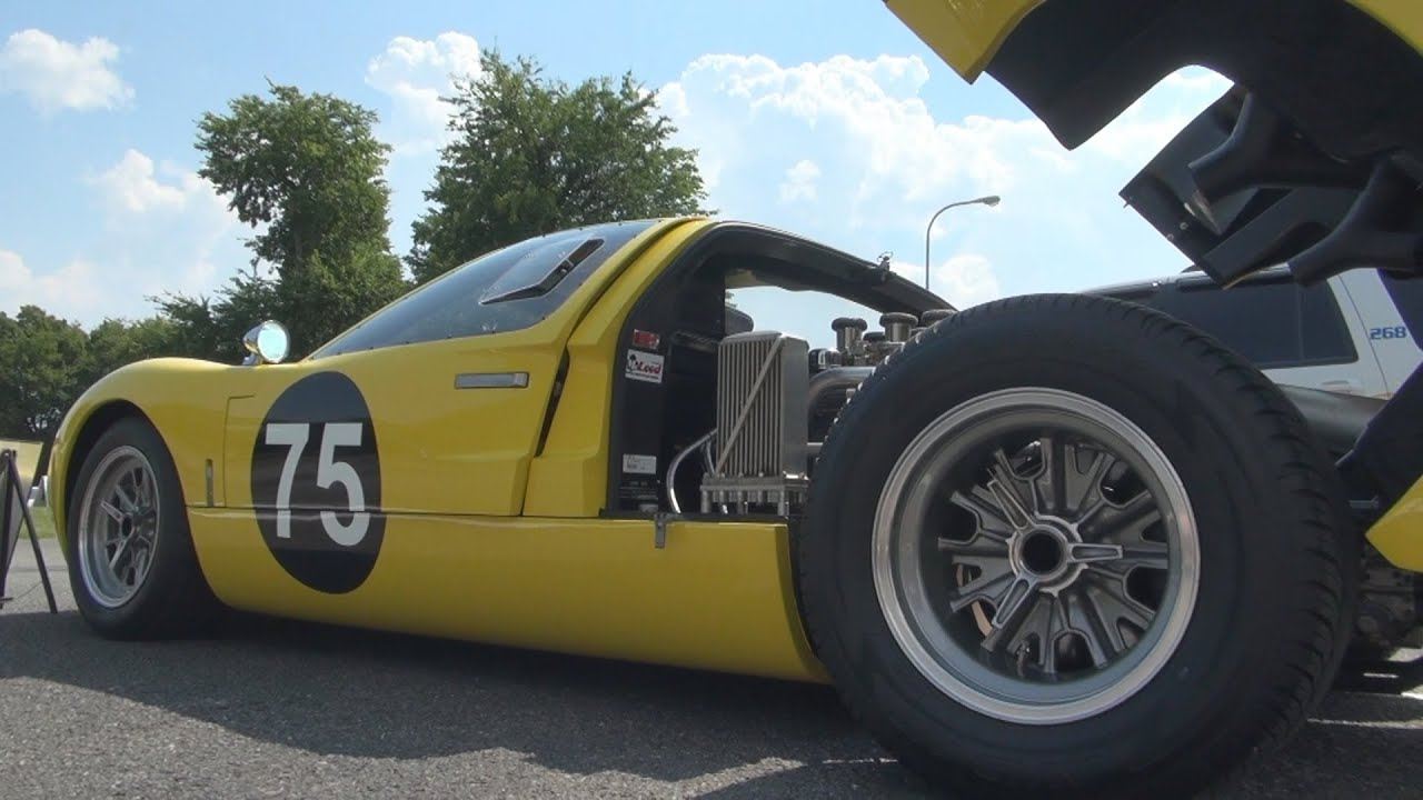 1966 ford gt40 mkii by superformance - 1966 Ford Gt40 Mk2