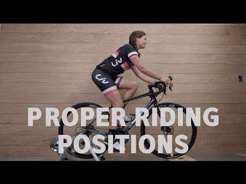 Proper Body Position On A Road Bike Liv Cycling Youtube