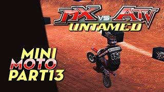 MX vs ATV Untamed! - Gameplay/Walkthrough - Part 13 - Mini Moto & Endurocross!