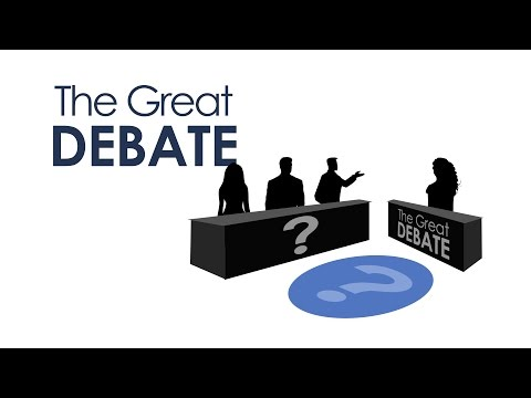 The Great Debate 22/04/16