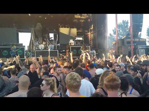 Korn,  Mayhem fest Nampa Idaho 2014