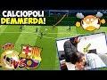 CALCIOPOLI DEMMERDAAA!!! Real Madrid-Barcellona   Ronaldo VS Messi [Fifa 18 ITA]