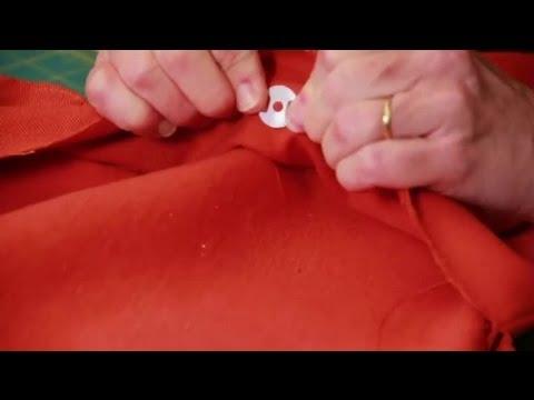 Adding a Magnetic Closure to a Handbag : Handbag Design