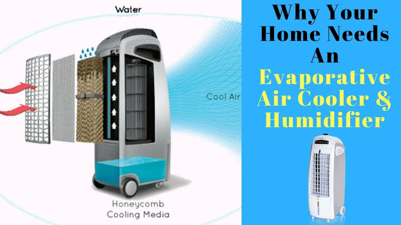 5 Reasons Why Your Home Needs An Evaporative Air Cooler and