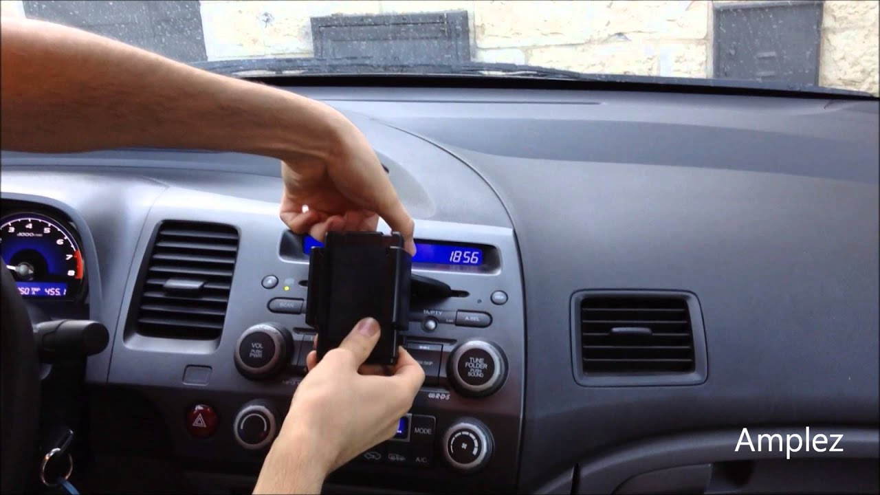 Phone Mount for Car Cd Player