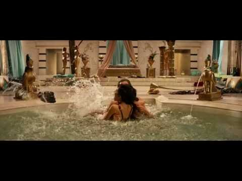 Kissing Scene:Hathor(Elodie Yung)& Horus(Nikolaj Coster-Waldau)- 2016 movie clip gods of egypt
