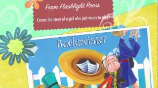 The Busy Life of Ernestine Buckmeister - picture book trailer