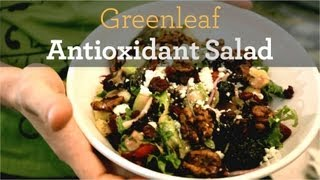 Antioxidant Orchard Salad - Inside My Kitchen