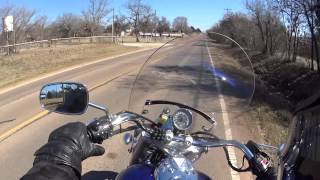 Triumph America LT Ride and Review