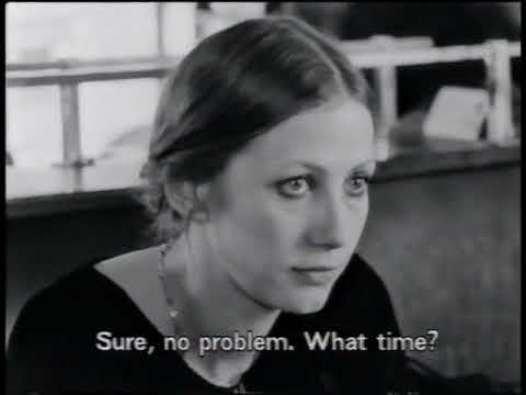 The Mother And The Whore Movie Clip 05 Jean Eustache 1973 Eng Sub