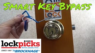 (1351) Review: Bypass Tool for Smartkey (Weiser, Kwikset & Clo…