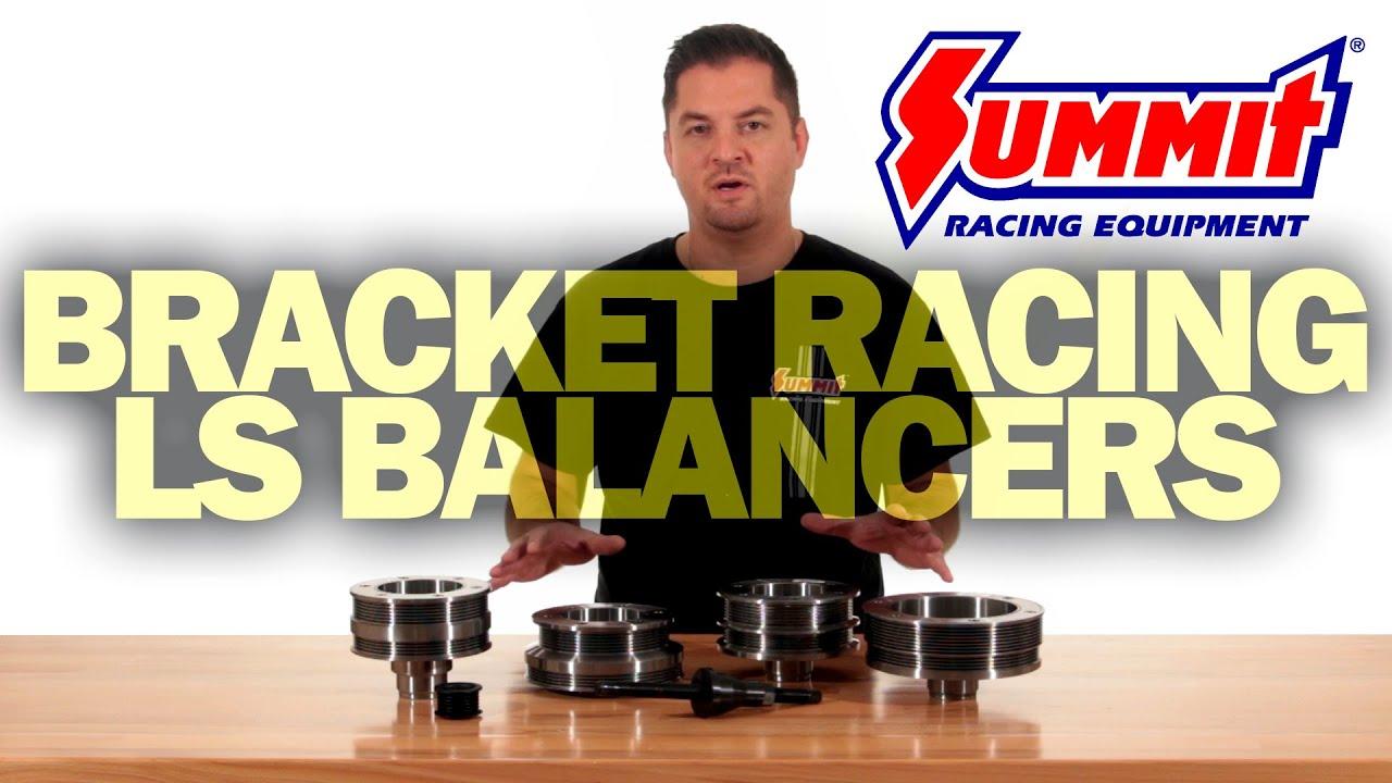 Summit Racing LS Harmonic Balancers