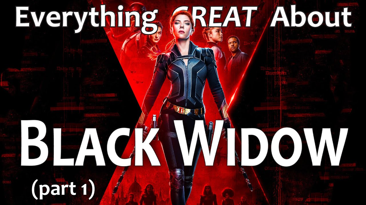 Download Everything GREAT About Black Widow! (Part 1)