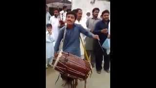 Pkistani Dhol Beat Instrument