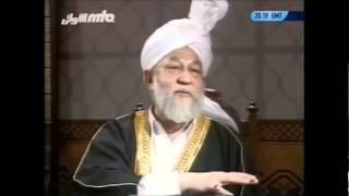 Hudhoor's Hadhrat Khalifatul Masih IV(rh) departure from Pakistan (Part 1)