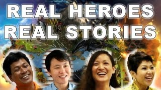 The Hero's Journey - Real Heroes, Real Stories