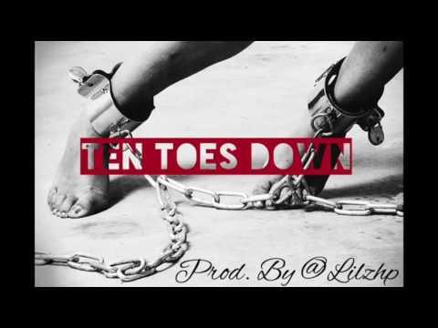 Ten Toes Down remix  Instrumental   Produced  @LILZHP