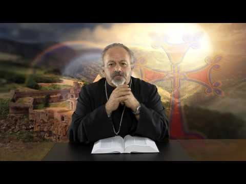 Miuron Blessing 1of2 - ACT #104 by Fr. Vazken Movsesian