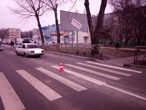 В Невинномысске скончалась попавшая в ДТП пенсионерка