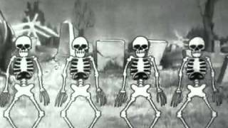 Silly Symphonies: The Skeleton Dance (August 22, 1929)