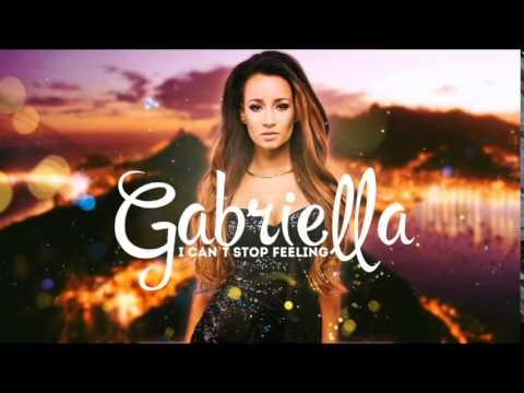 Gabriella - Can't stop feeling