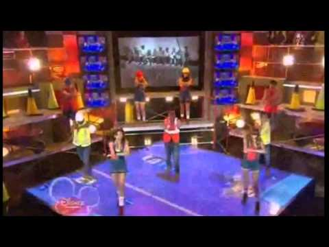 a todo ritmo shake it up overtime full song+video