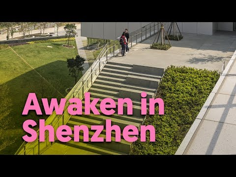 Awaken in Shenzhen – CN1