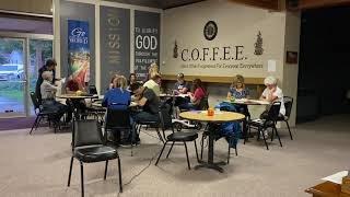 Wed  Oct 13 Knowing Jesus Christ as Lord Bible Study