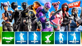 🔥 *FILTRATED* ALL NEW FORTNITE SKINS AND BAILES! 🔥 (NEW SEASON X!) [Flopper]