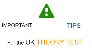 Theory test online