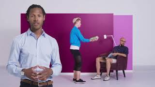Bosch koncept Easy Going Flexibilitet / Bredd 15 sekunder