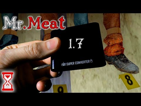 Задержание Мистера Мита с супер конвертером | Mr. Meat 1.7