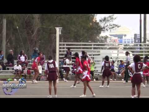 #2 Junior Netball Bermuda Feb 26th 2011