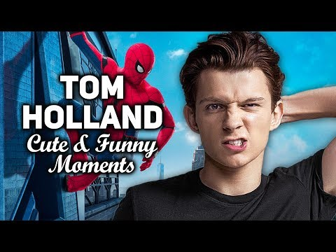 Thumbnail: Tom Holland Cute & Funny Moments | Spider Man: Homecoming Interview